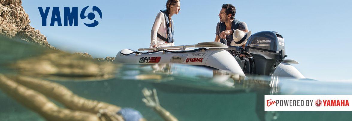 Zomervoordeel YAM rubberboot